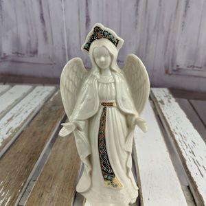 Lenox jewel angel cherub 1993 nativity xmas holida